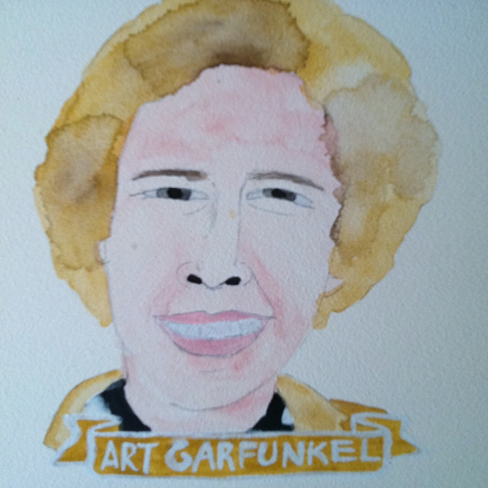 Talent Loves Company at Barbara Archer Gallery: 365 portraits by Lydia Walls - Art Garfunkel