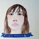 Talent Loves Company at Barbara Archer Gallery: 365 portraits by Lydia Walls - Chan Marshall