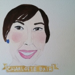 Talent Loves Company at Barbara Archer Gallery: 365 portraits by Lydia Walls - Charlotte Bair