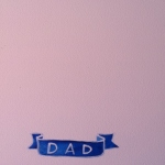 Talent Loves Company at Barbara Archer Gallery: 365 portraits by Lydia Walls - Dad