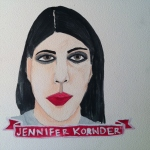 Talent Loves Company at Barbara Archer Gallery: 365 portraits by Lydia Walls - Jennifer Kornder
