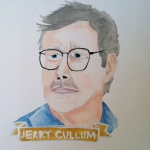 Talent Loves Company at Barbara Archer Gallery: 365 portraits by Lydia Walls - Jerry Cullum