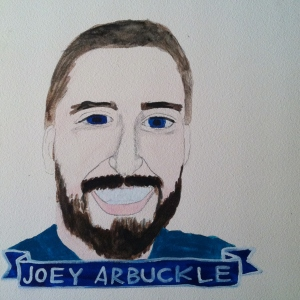 Talent Loves Company at Barbara Archer Gallery: 365 portraits by Lydia Walls - Joey Arbuckle