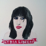 Talent Loves Company at Barbara Archer Gallery: 365 portraits by Lydia Walls - Lydia Lunch