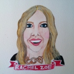 Talent Loves Company at Barbara Archer Gallery: 365 portraits by Lydia Walls - Rachel Zoe