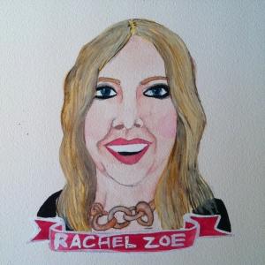 Talent Loves Company at Barbara Archer Gallery: 365 portraits by Lydia Walls - Rachel Zoe