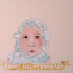 Talent Loves Company at Barbara Archer Gallery: 365 portraits by Lydia Walls - Raines Hill-McKaharay
