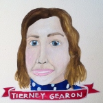 Talent Loves Company at Barbara Archer Gallery: 365 portraits by Lydia Walls - Tierney Gearon