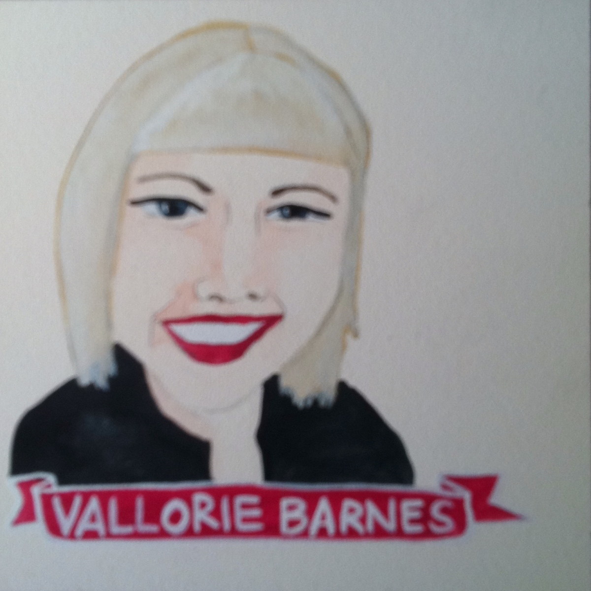 Talent Loves Company at Barbara Archer Gallery: 365 portraits by Lydia Walls - Vallorie Chappel