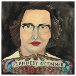 100 Southerners portraits by Lydia Walls: Flannery O'Conner
