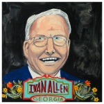100 Southerners portraits by Lydia Walls: Ivan Allen