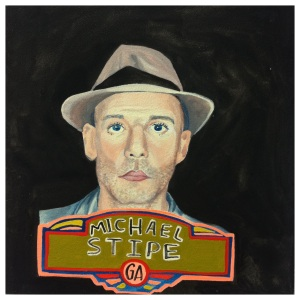 100 Southerners portraits by Lydia Walls: Michael Stipe