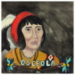 100 Southerners portraits by Lydia Walls: Osceola