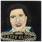 100 Southerners portraits by Lydia Walls: Patsy Cline