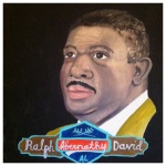 100 Southerners portraits by Lydia Walls: Ralph David Abernathy